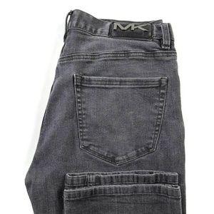 Michael Kors Straight Leg Stretch Jeans